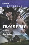 Texas Prey (Mills & Boon Intrigue) (Mason Ridge - Book 1)