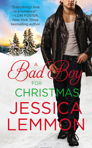 Review: A Bad Boy For Christmas by JessicaLemmon