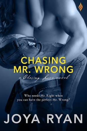 chasing mr. wrong cover