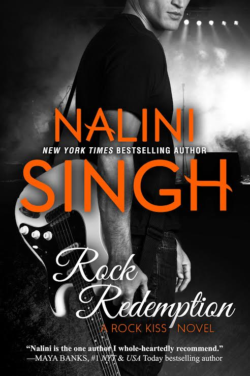 rock redemption cover