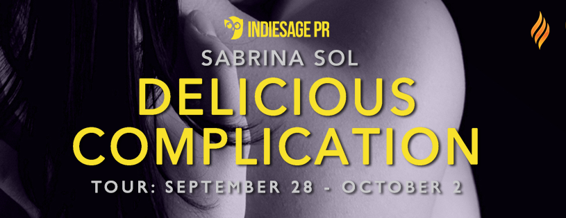 Delicious Complication Tour Banner