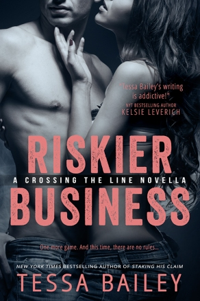 Riskier Business #0.5 Cover