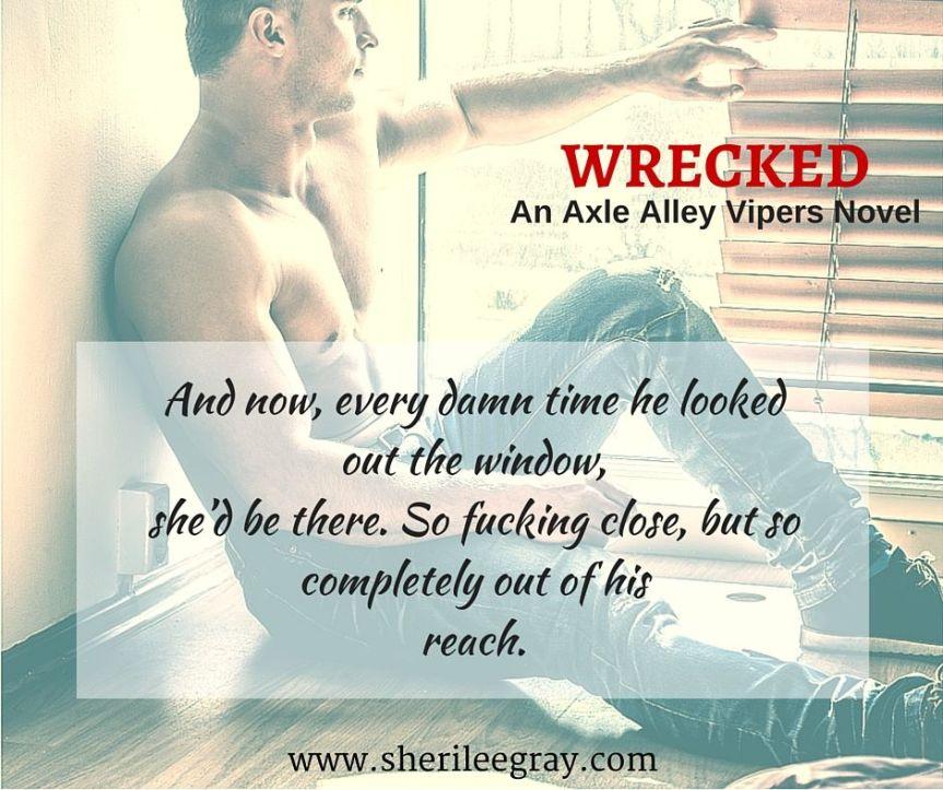 Wrecked Teaser 1