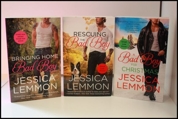 Jessica Lemmon Second Chance Series