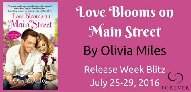 Love Blooms on Main Street Banner